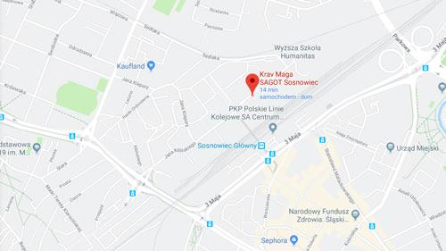 krav maga junior sagot - samoobrona dla dzieci i młodzieży sosnowiec